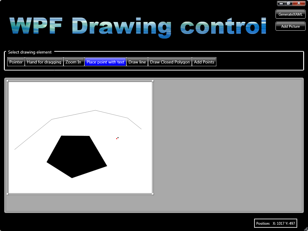 Wpf drawing canvas control codeproject introduction baditri Gallery