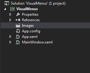 Creating Menus (with Drop-Down Sub-Menus) using Images in