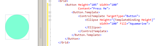 WPF: TemplateBinding with ControlTemplate - CodeProject