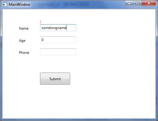Wpf textbox binding not updating