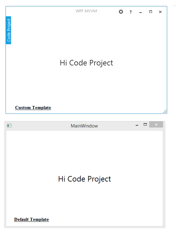 Modern User Interfaces with WPF MVVM, XAML Templates and Entity ...