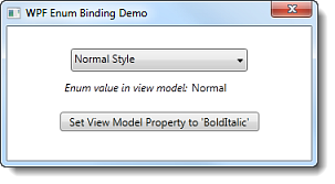 Data Binding Enums in WPF - CodeProject