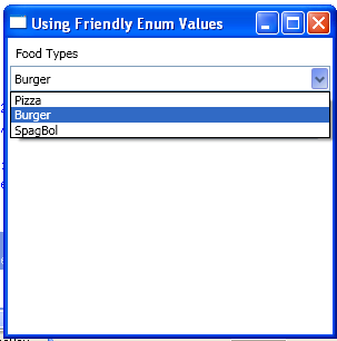 Binding and Using Friendly Enums in WPF - CodeProject