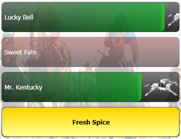 Fresh Spice won the race.