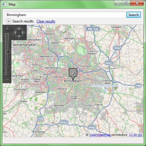 WPF Map Control using openstreetmap org Data - CodeProject