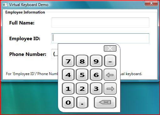 Creating On-Screen Keyboard Using Attached Behavior in WPF - CodeProject