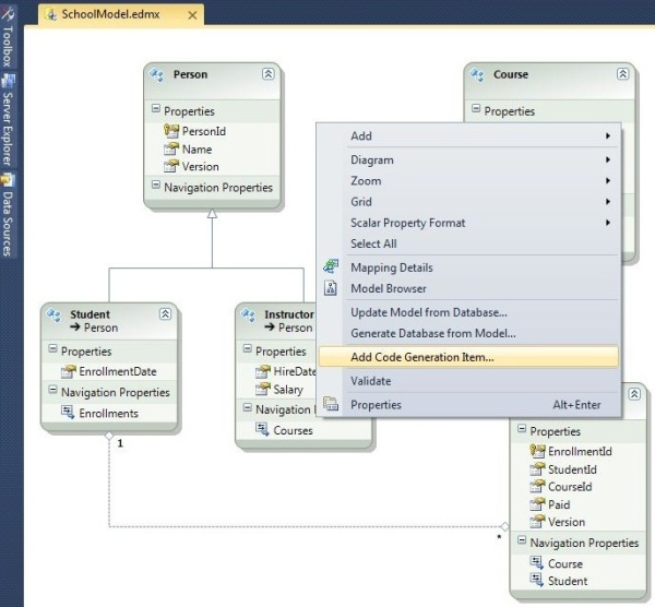 Building WPF Applications with Self-Tracking Entity
