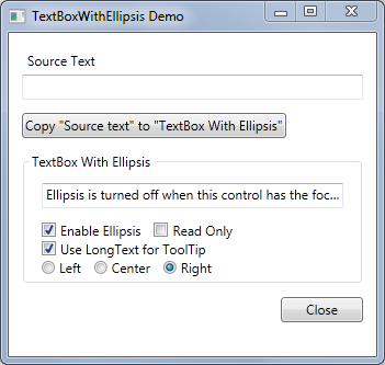 WPF TextBox With Ellipsis - CodeProject