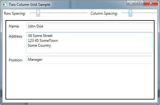 A Two Column Grid for WPF - CodeProject