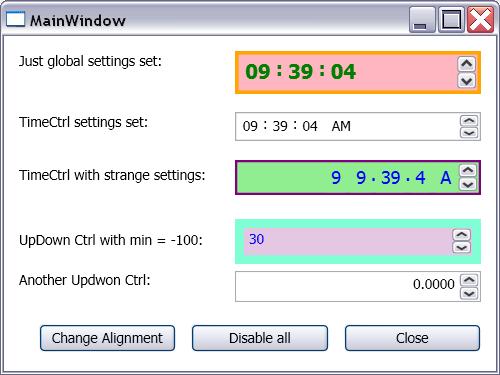 Brandneu Herbst Schuhe noch eine Chance C# WPF .NET 4.0 ArrowRepeatButton, NumericUpDown, and ...
