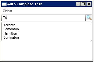 WPF Auto-complete Control - CodeProject