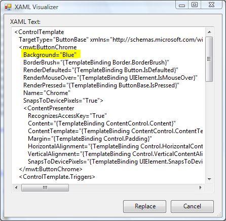 XAML Debugger Visualizer for WPF - CodeProject