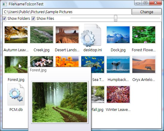 WPF Filename To Icon Converter - CodeProject