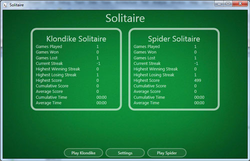 Solitaire and Spider Solitaire for WPF - CodeProject