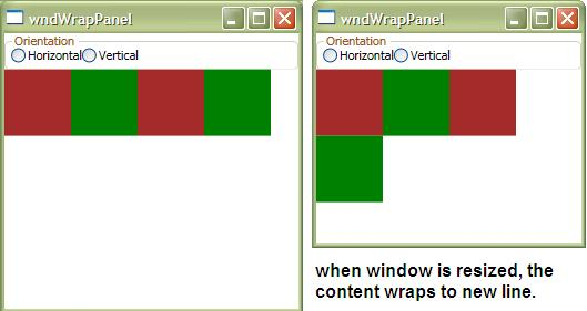 WPF Tutorial : Layout-Panels-Containers & Layout Transformation