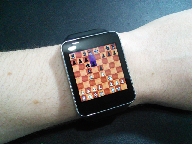 Wearable Chess (Conquering Android Wear, Part 1) - CodeProject
