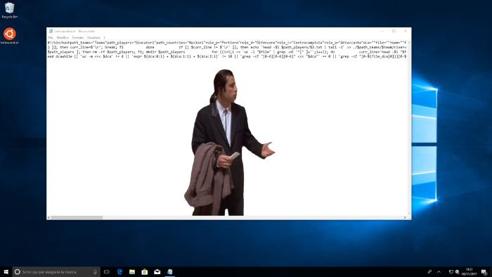 Proper Bash Scripting on Windows: Associate SH Scripts to WSL