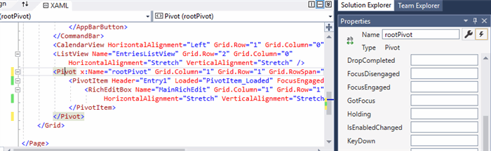 Programming Windows 10 Desktop: UWP Focus (7 of N) - CodeProject