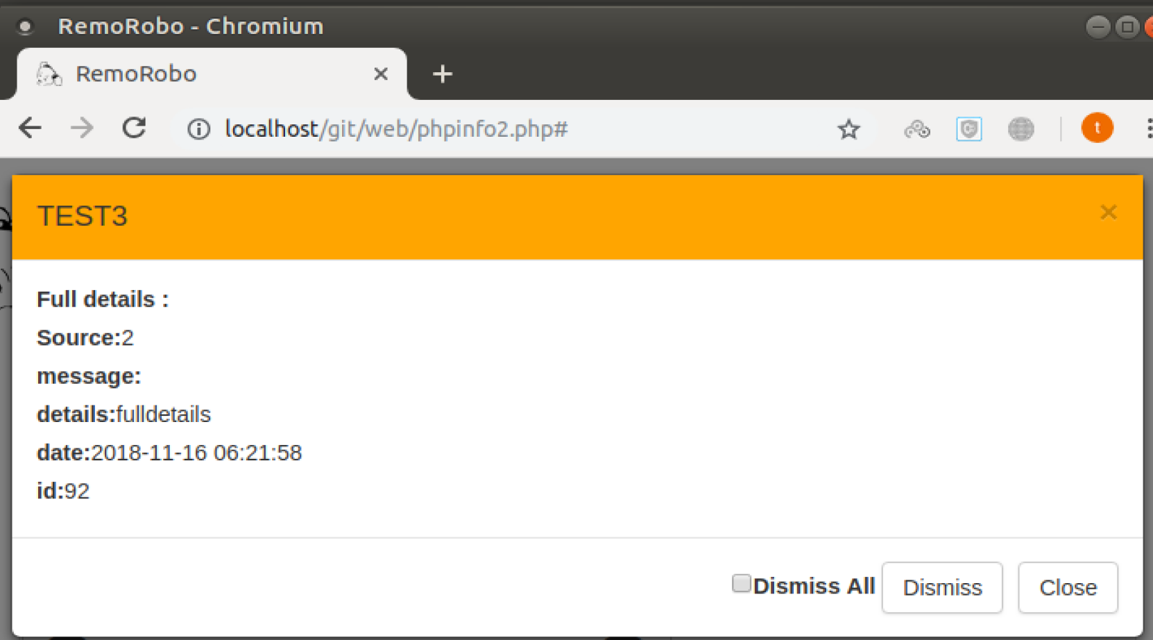 Web Notification Icon with Simple PHP - CodeProject