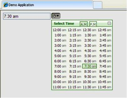 Time Picker Ajax Extender Control - CodeProject