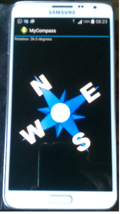 Android Compass Codeproject