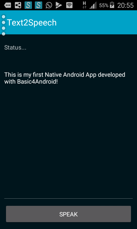 Hello B4A: Develop Native Android Apps using Visual Basic Syntax