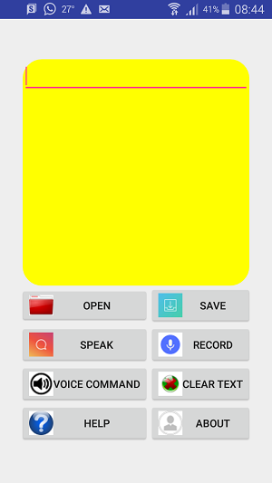 Integrating Text To Speech/Speech To Text in an Android App