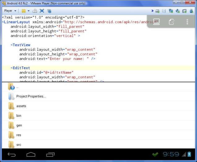 Creating Android Apps using AIDE - CodeProject