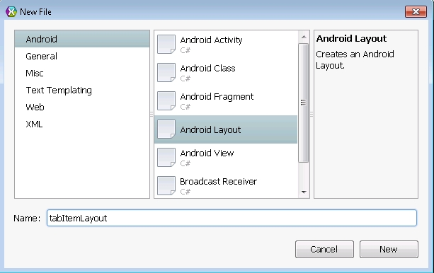 MonoAndroid: Using TabHost in your mobile applications - CodeProject