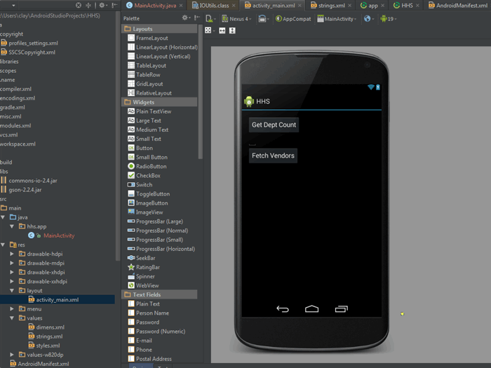 Easiest Way to Call a RESTful Method from Android - CodeProject