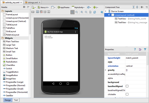 Creating a Simple Hello World Android Project - CodeProject