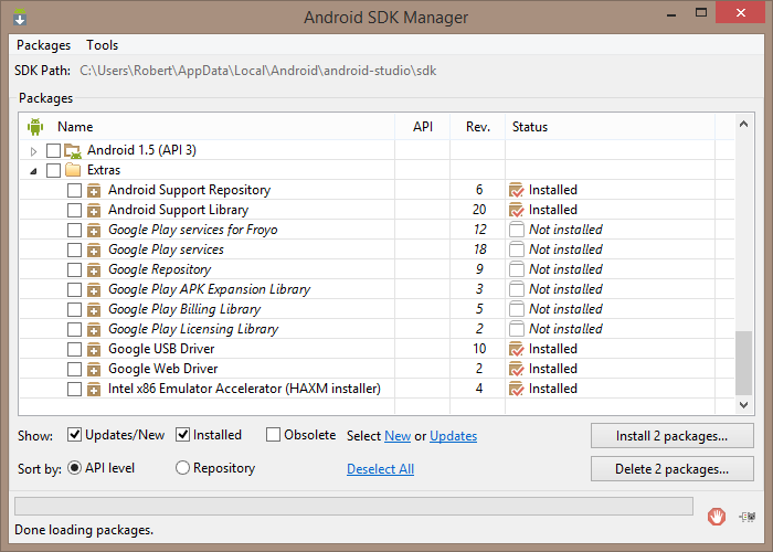 How To Make Android Studio Really Fast On A Windows PC - CodeProject