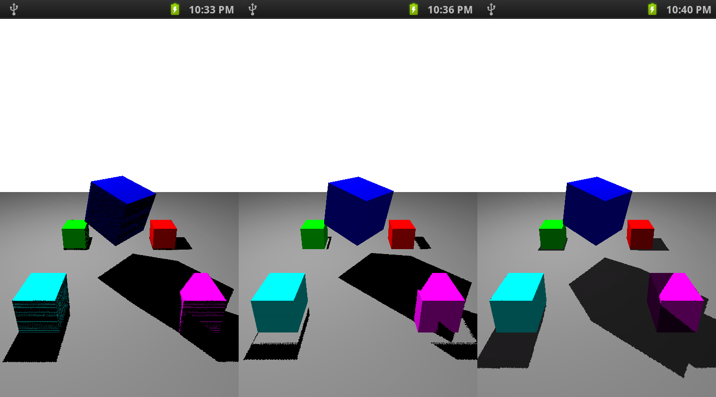 Shadow Mapping with Android OpenGL ES 2 - CodeProject