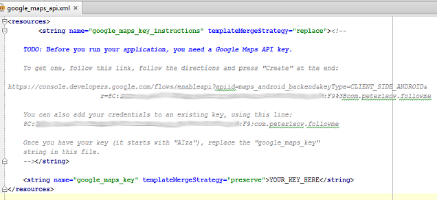 Flirting with google maps on android codeproject - Google map api key console ...