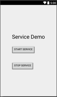 How to Develop a Simple Android Service - CodeProject