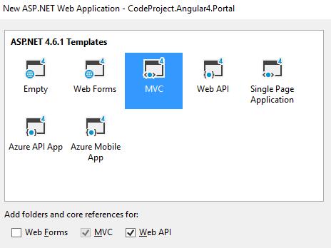 Integrating the Angular 4 CLI With Visual Studio