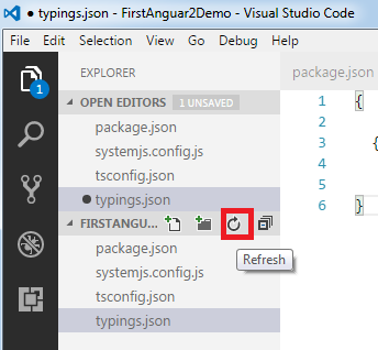 how to close a folder in vs code