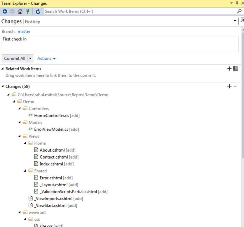 Intellij Gitignore File Not Working