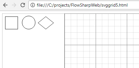 Build a Prototype Web-Based Diagramming App with SVG and