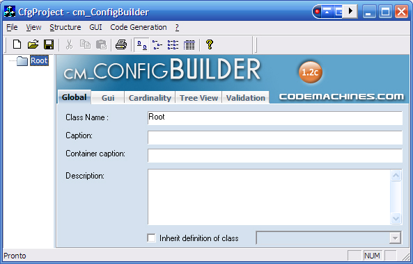 CM_ConfigBuilder 1 2g: Visual Studio 6/Visual Studio 2005/Visual
