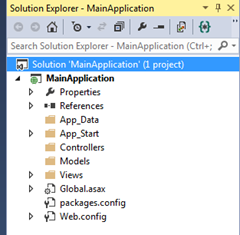 How to Create an Area in ASP NET MVC Application - CodeProject