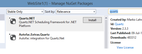 How To Create Scheduled Background Task (ASP NET) - CodeProject