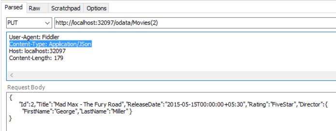 CRUD with oData V4 and ASP NET Web API - CodeProject