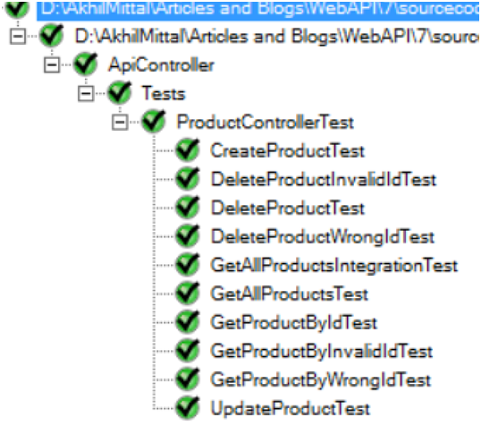 RESTful Day #8: Unit Testing and Integration Testing in