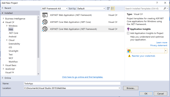 Building REST services with ASP NET Core Web API and Azure