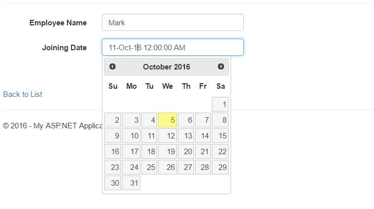 Simplest Way to Use JQuery Date Picker and Date Time Picker