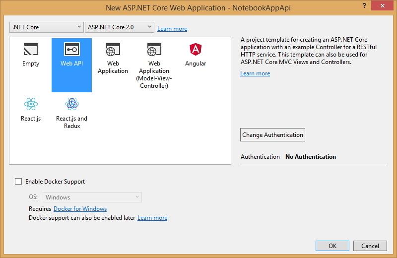 Using MongoDB  NET Driver with  NET Core WebAPI - CodeProject