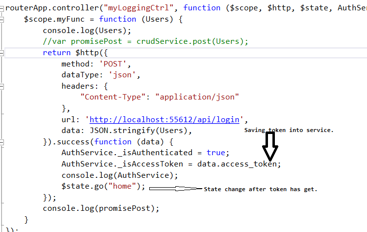 Step by Step Guide for Jwt Token Based Authentication in ASP NET