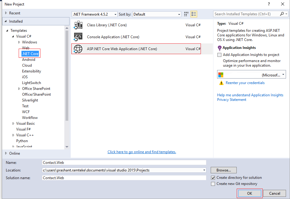 Execute Stored Procedure using Entity Framework Core in .NET Core ...