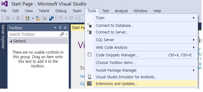 bootstrap visual studio 2010 tutorial